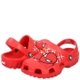 spider man sandals boys girls sm 1112b red1